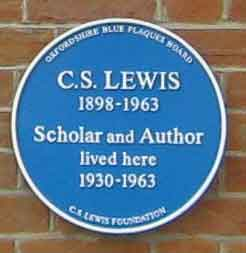 Blue plaque on the Kilns