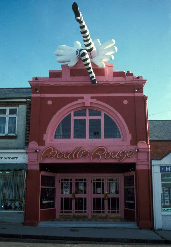 Moulin Rouge Cinema, New High Street