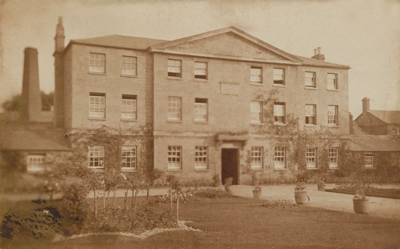 Headington Workhouse