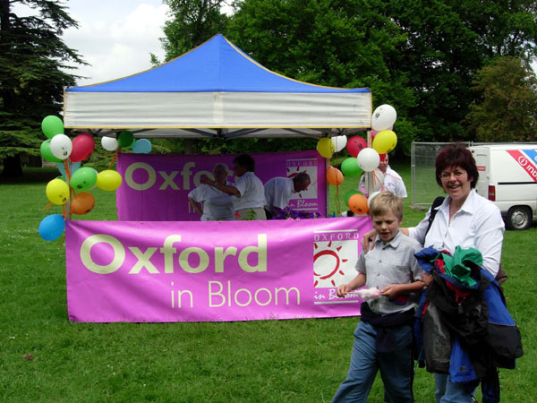 Oxford in Bloom
