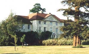 Headington Manor House