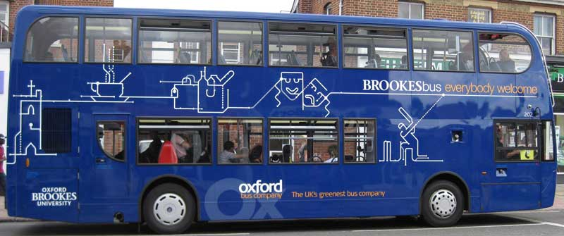 Brookes bus
