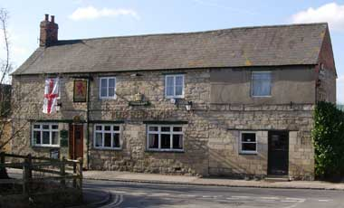 The Red Lion, Old Marston