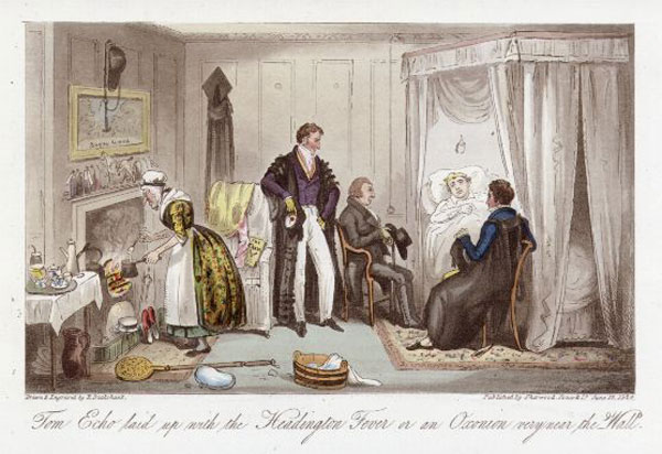 Diseases and epidemics of the 19th century