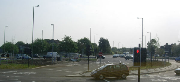 Roundabout, May 2007