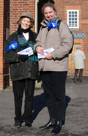 Conservatives in Headington