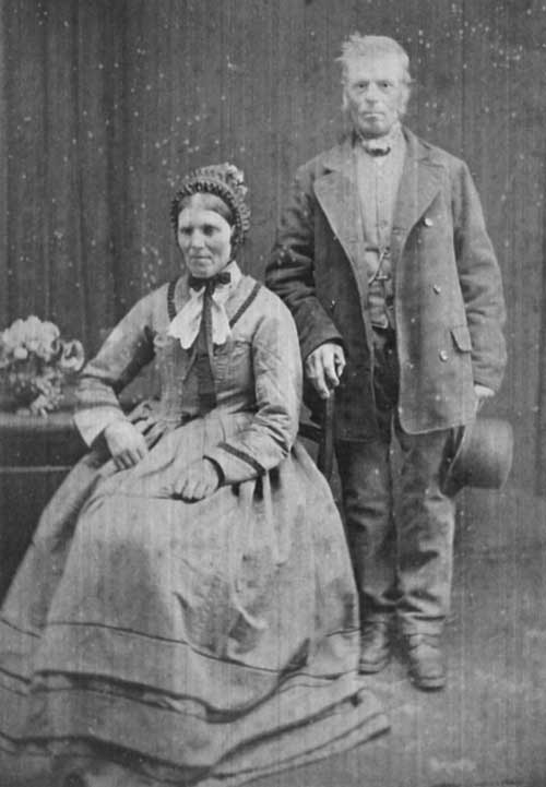 William & Sarah Anne Hebborn
