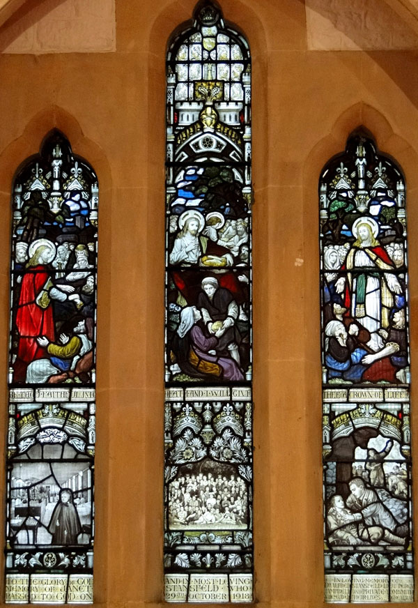 Stansfeld window
