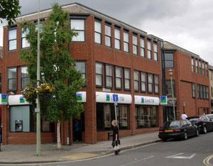 Headington's old banks