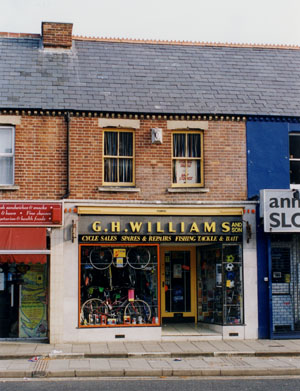 0f7844803b4 G.H. Williams  bicycle shops