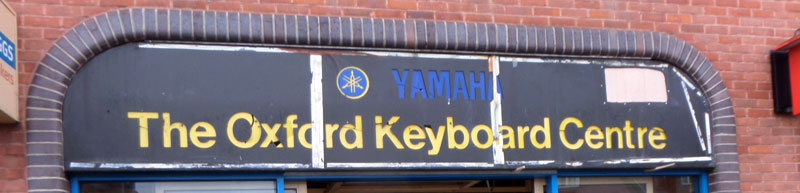Oxford Keyboard Centre