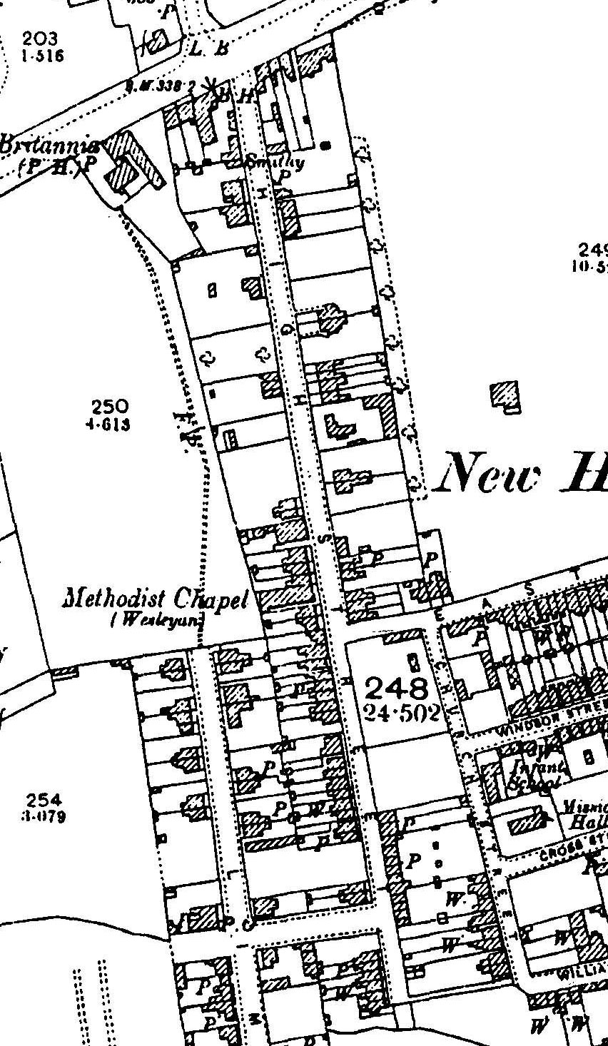 New High Street in 1898
