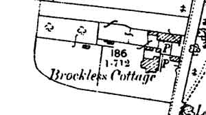 Brockless Cottage, 1898