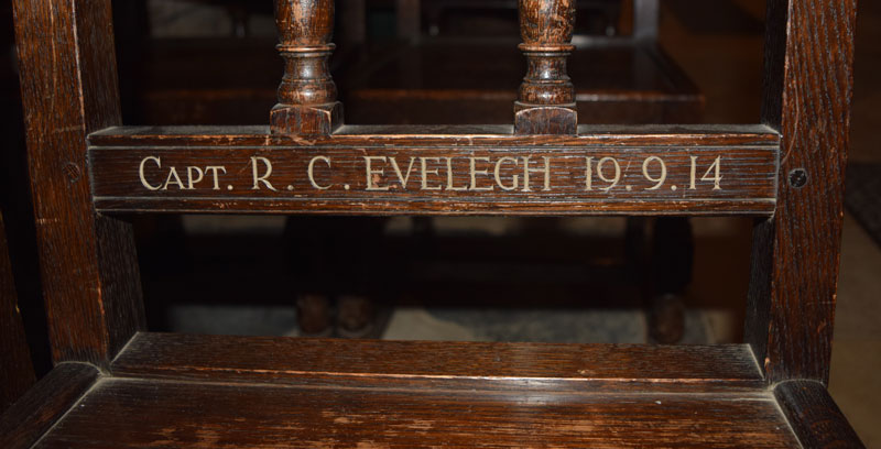 Evelegh chair